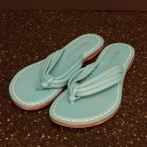 Bernardo Aqua Miami Thong Sandals